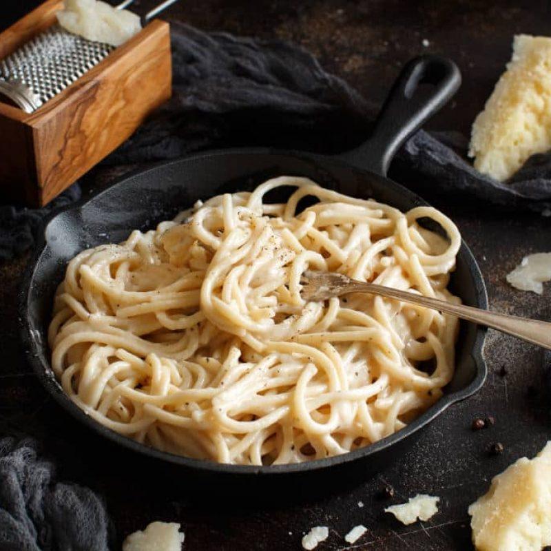 Receta-de-Pasta-Cuatro-Quesos
